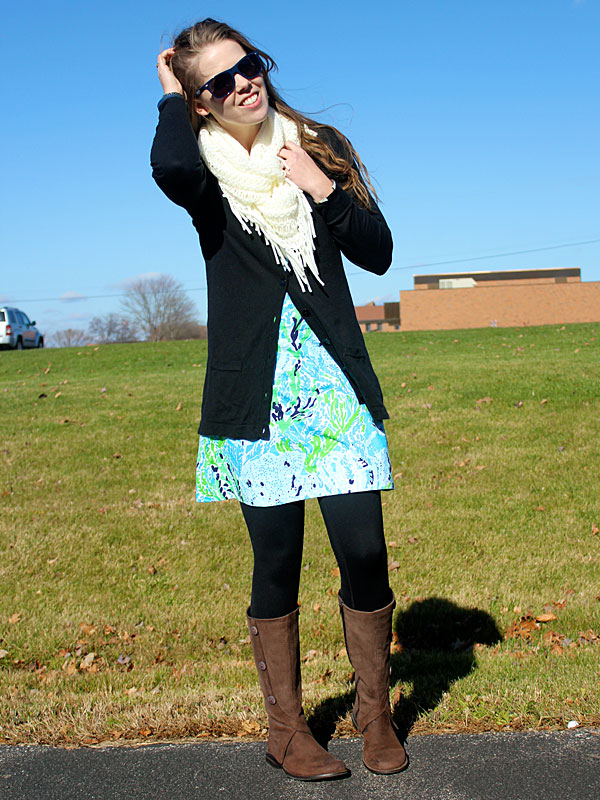 lilly-blue-green-coral-cardi-boots-2