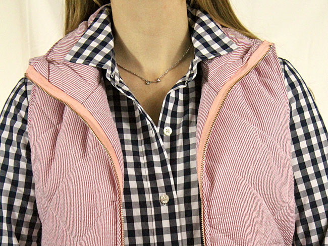 gingham-top-and-stripe-vest