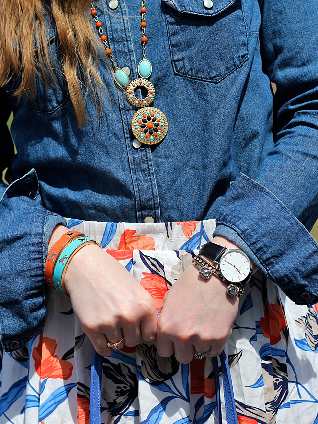 chambray-top-orange-floral-skirt2