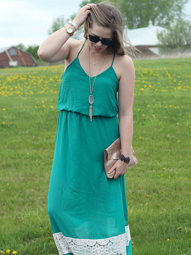 green-maxi-with-lace