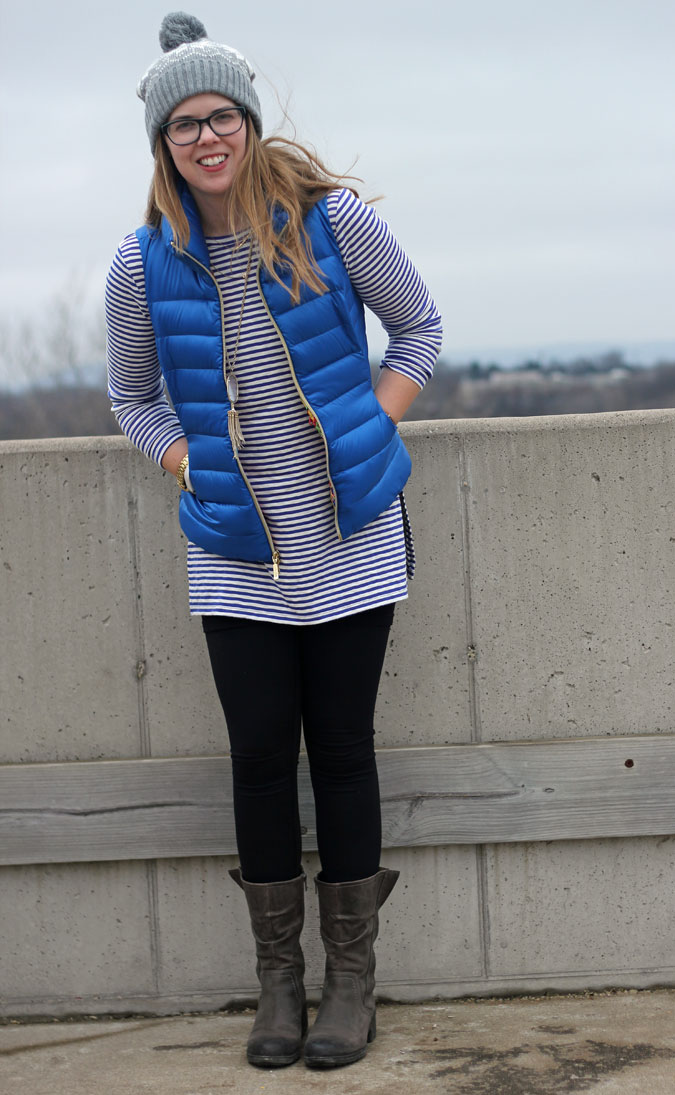 blue-lilly-pulitzer-allie-vest-striped-tunic-leggings-beanie