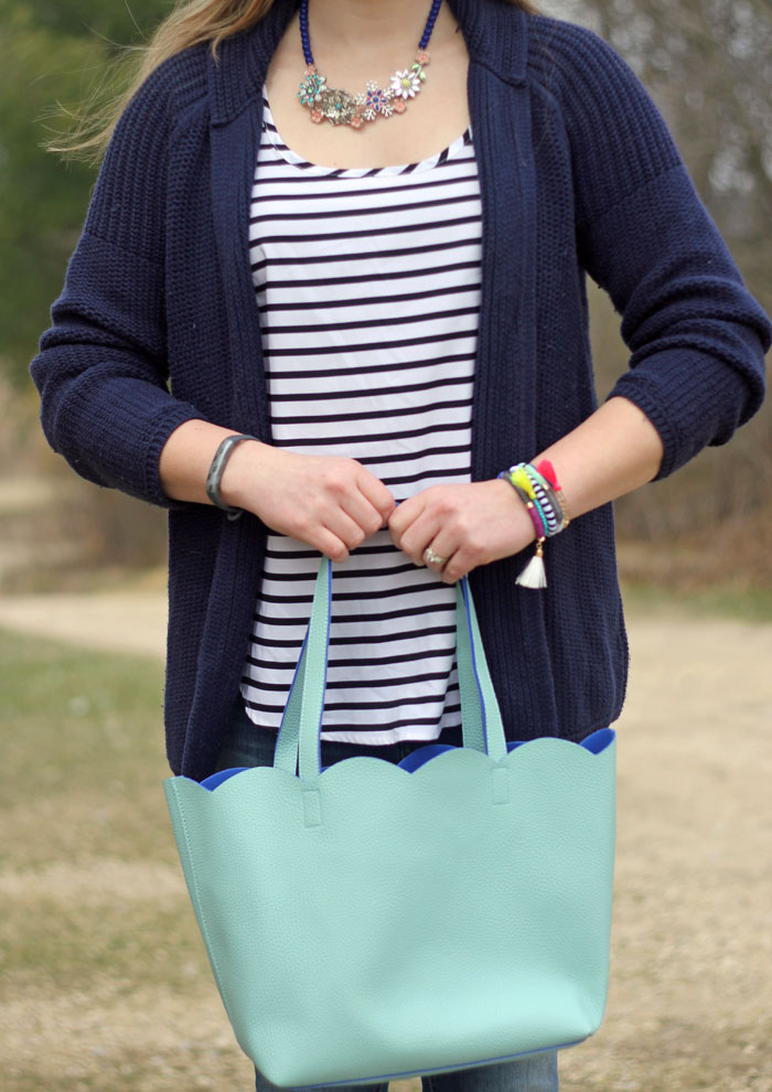 flare-jeans-striped-tank-navy-cardigan-floppy-hat-mint-tote-2